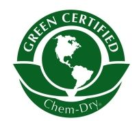 Green Certified Chem-Dry logo
